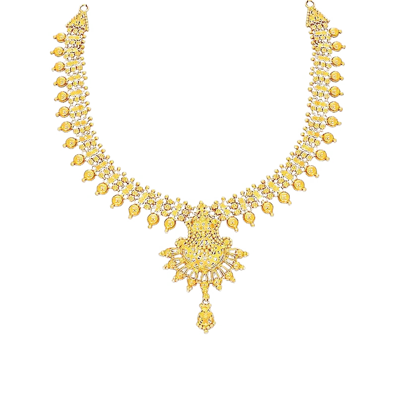 Traditional Bridal Necklaces