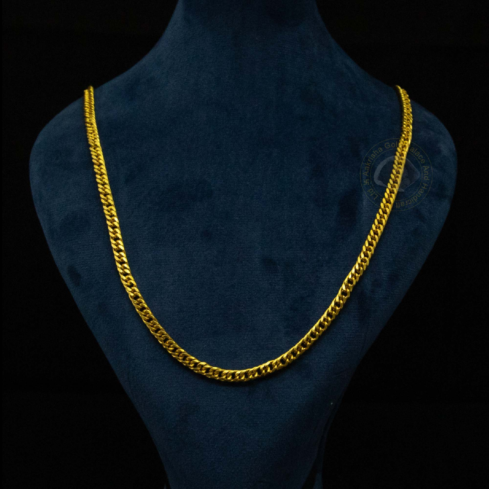 Radiant Gold Chain