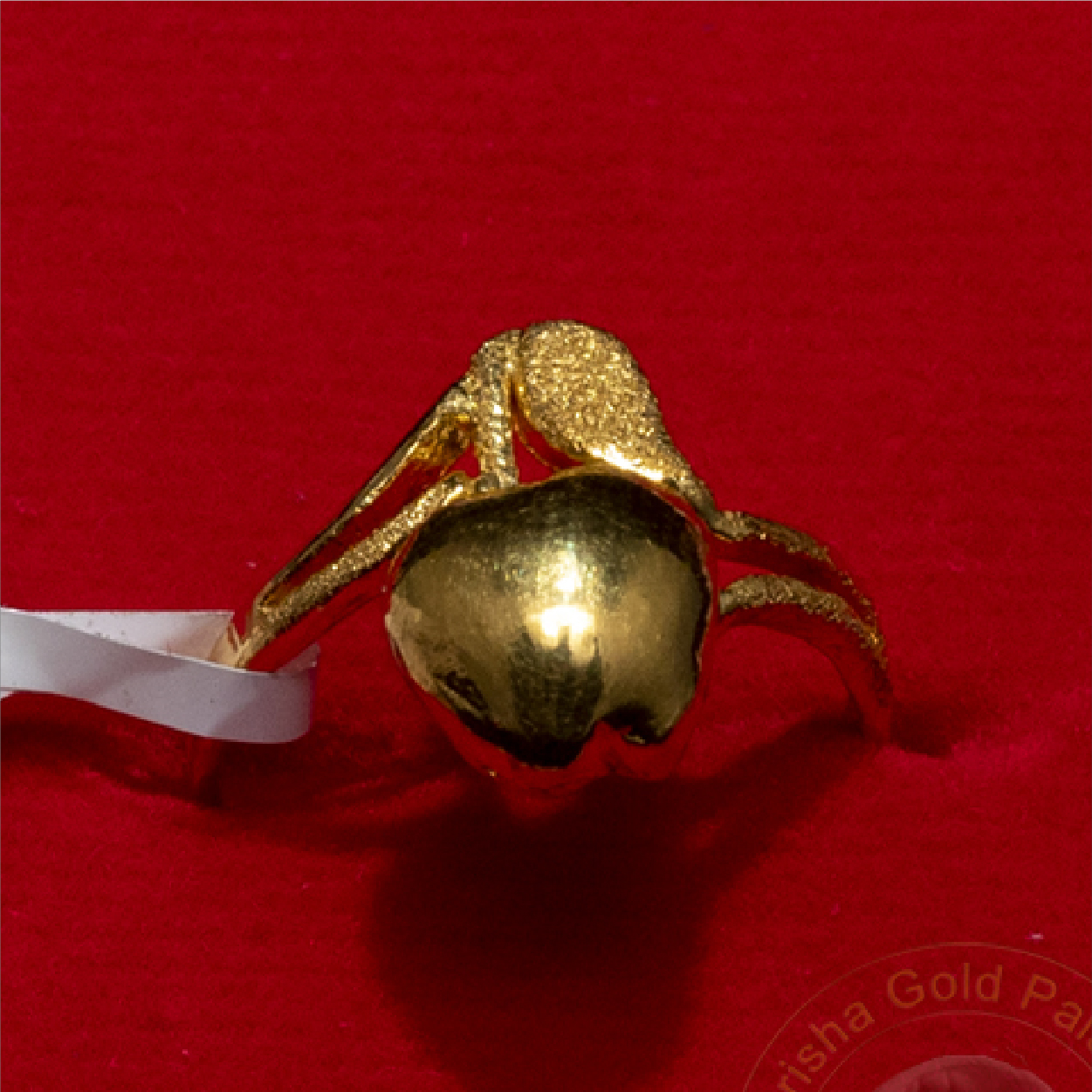 Rose Bud Designed Ring